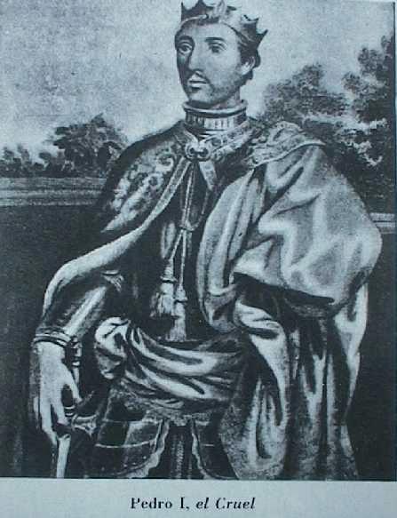 Pedro I de Castilla