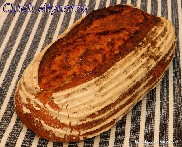 Chleb Młynarza -  pszenny