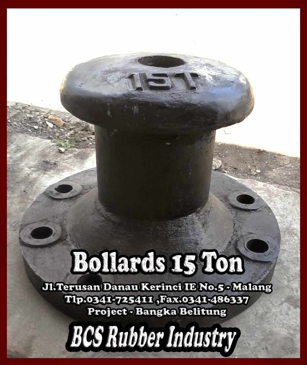 Bollard Dermaga ,Bollard Dermaga