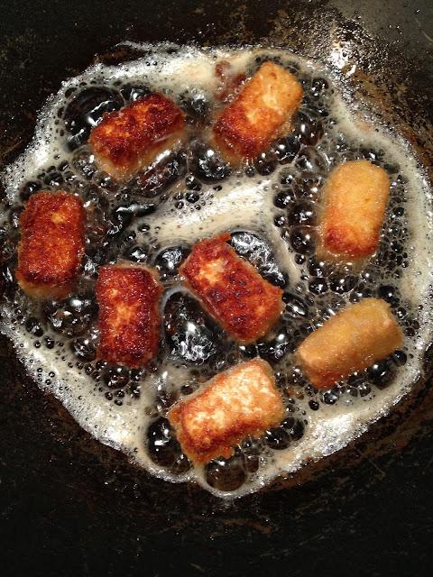 Crispy Tofu || Tastes so Good Blog