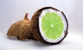 Put the Lime in the Coconut?