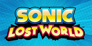 sonic lost world logo Sonic Lost World (3DS/Wii U)   Logo & Debut Trailer