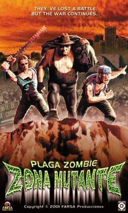 Plaga Zombie 2: Zona Mutante (2001) – Latino