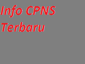 informasi CPNS