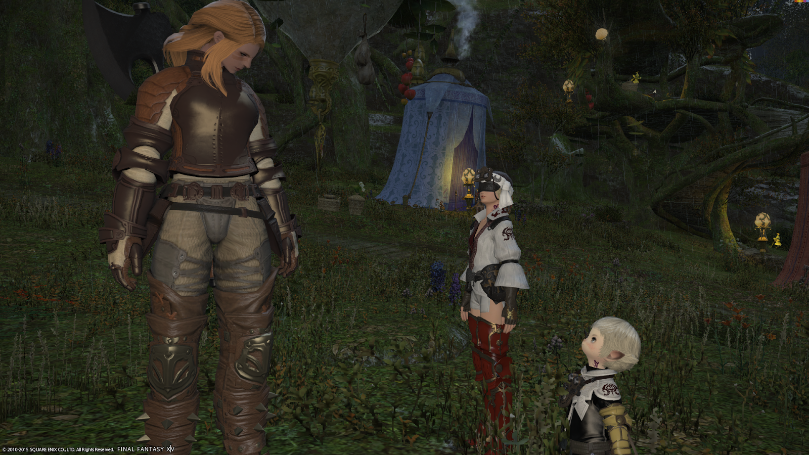 ffxiv steeds and how to get them