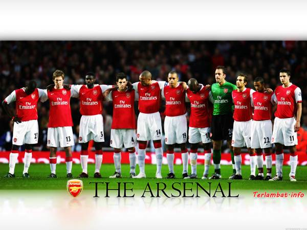 Wallpaper Pemain Arsenal 2013