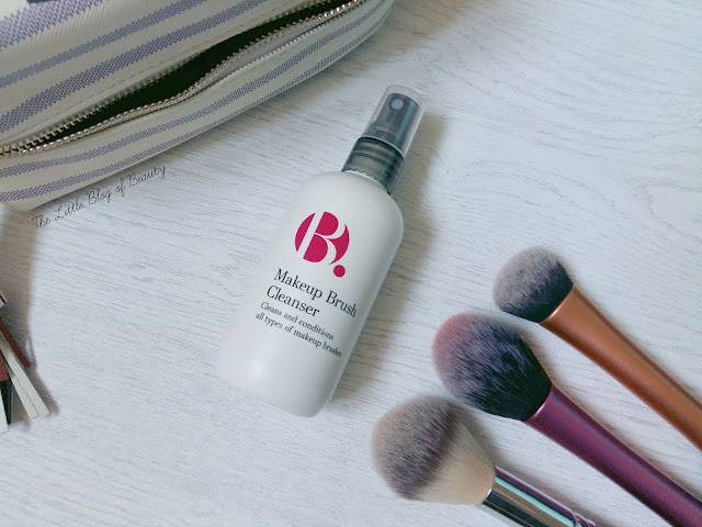 Superdrug B. makeup brush cleanser