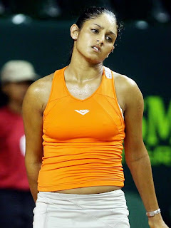 Sunitha Rao Hot Tennis Player