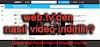 Web.tv'den Nasıl Video İndirilir? (Kesin Çalışan Yöntem)