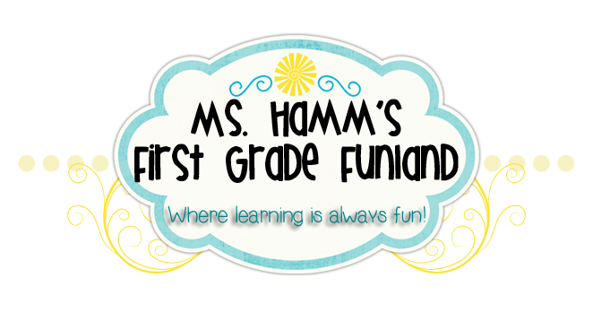 Ms.Hamm's First Grade Funland