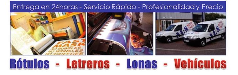 ROTULOS MALLORCA | IMPRENTA MALLORCA | ROTULACION PALMA