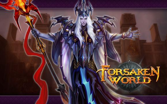 Game Wallpaper Forsaken World 10