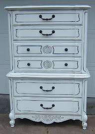 High Boy Dresser (SOLD)