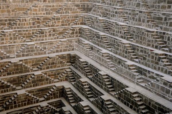 Chand Baori – Abhaneri, India
