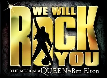 WE WILL ROCK YOU el musical original de Queen y Ben Elton en México, Febrero 2014! Ticketmaster