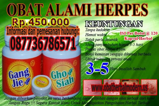 Obat penyakit herpes kelamin