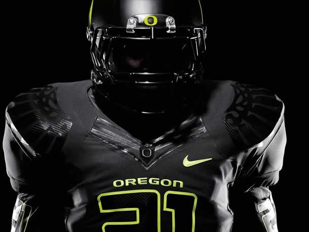Well Designed Uniforms Oregon Ducks