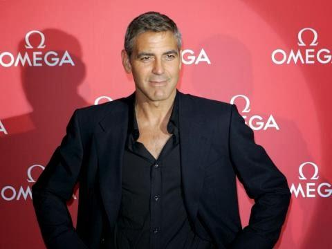 Актер Джордж Клуни интервью, Брэд Питт и Джордж Клуни