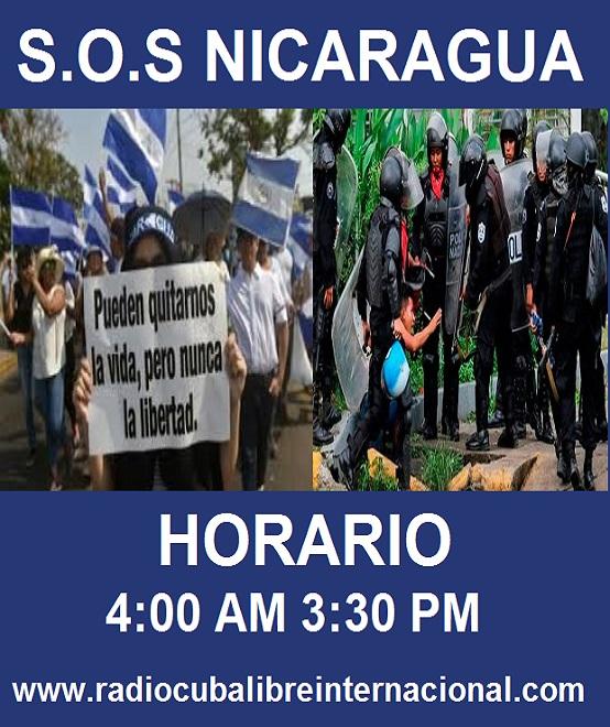 S.O.S NICARAGUA