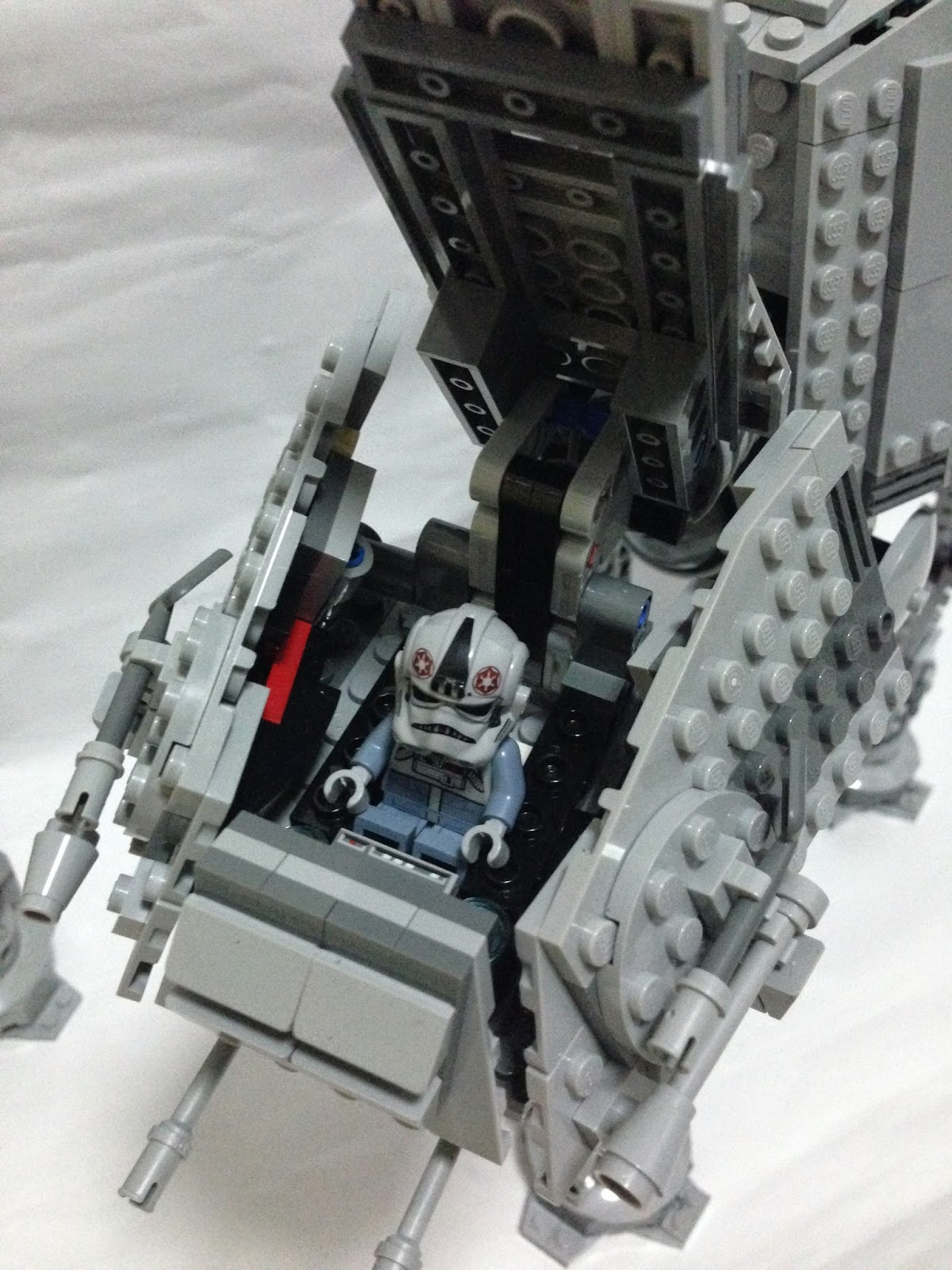 The Marriage Of Lego And Star Wars Review 75054 At At At Ats
