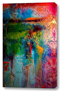 ORIGINAL ABSTRACT PAINTINGS FROM ONLY $250 &amp; SHIPPING IS FREE