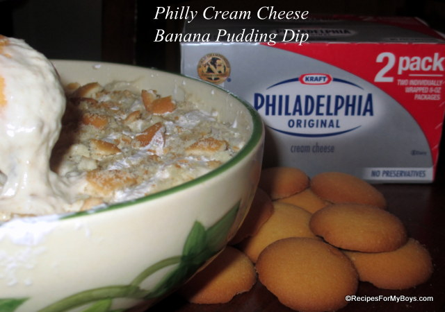 philly cream cheese