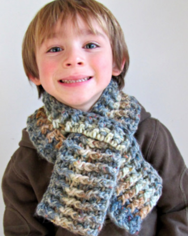 Moose mouse creations a childs scarf crochet pattern dt1010fo