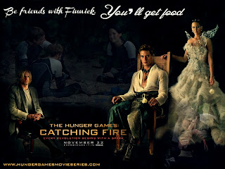 Catching Fire Movie Wallpapers ~ The Hunger Games Movie Series