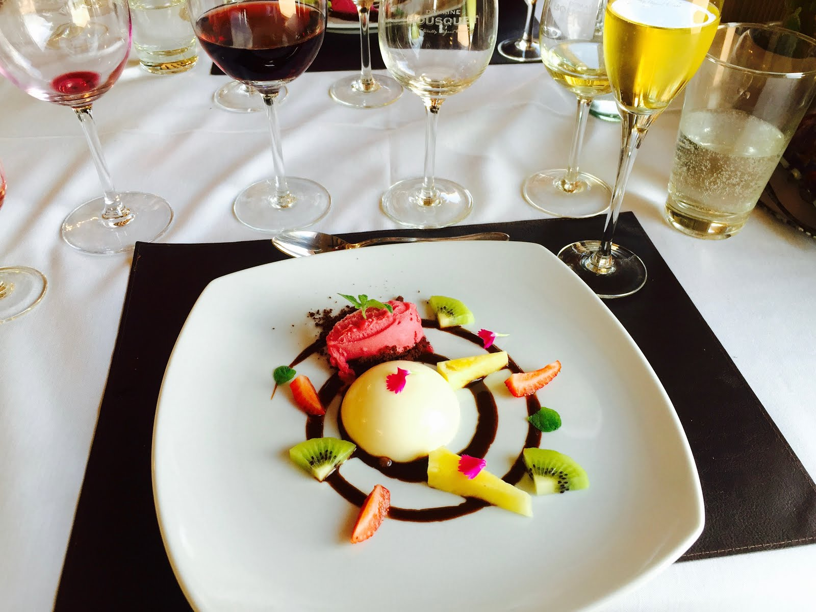 Let\'s do lunch with Uco Valley\'s Domaine Bousquet organic wines ...