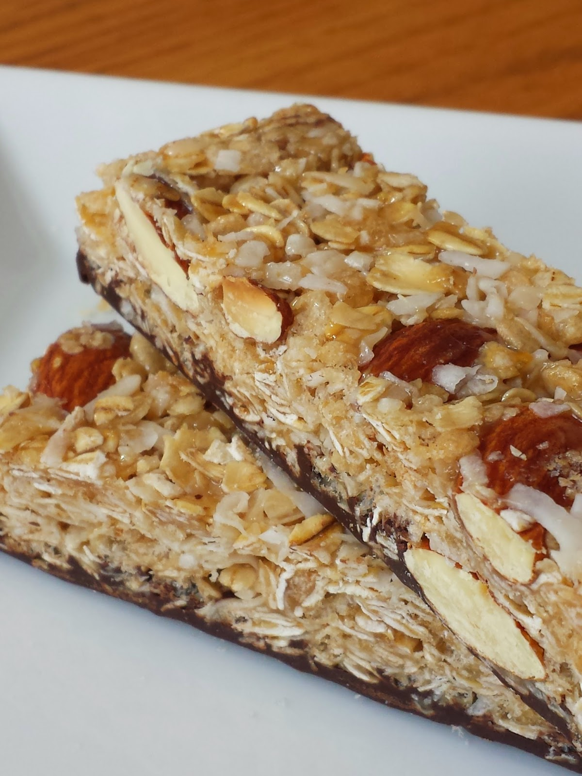 Cooking From Scratch: Chewy Granola Bars