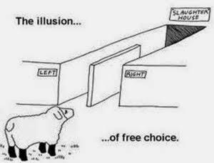 """Vaalikarja """"vapaan"""" valinnan edessä"""