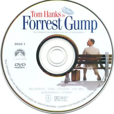 Forrest Gump DVD