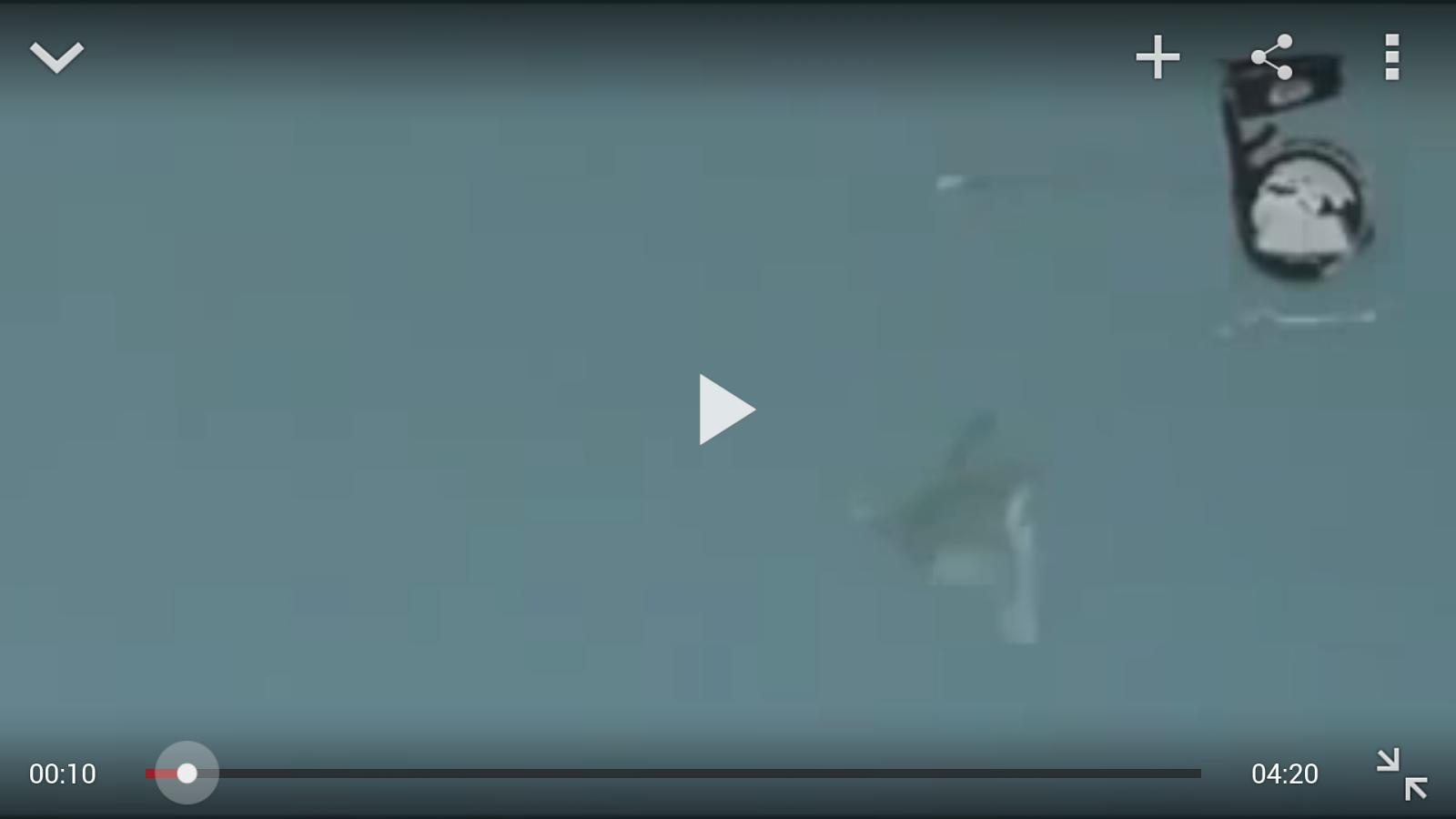 VIDEO Malaikat JATUHKAN Jet Yahudi Di Bumi Palestin