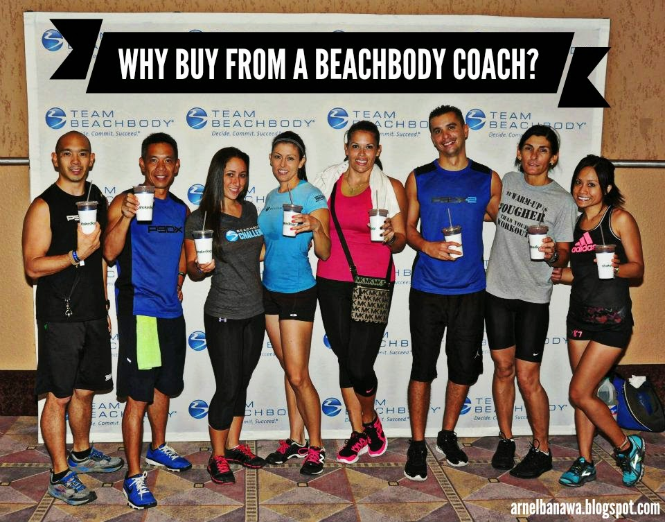Why Buy From A Beachbody Coach? - Carl Daikeler