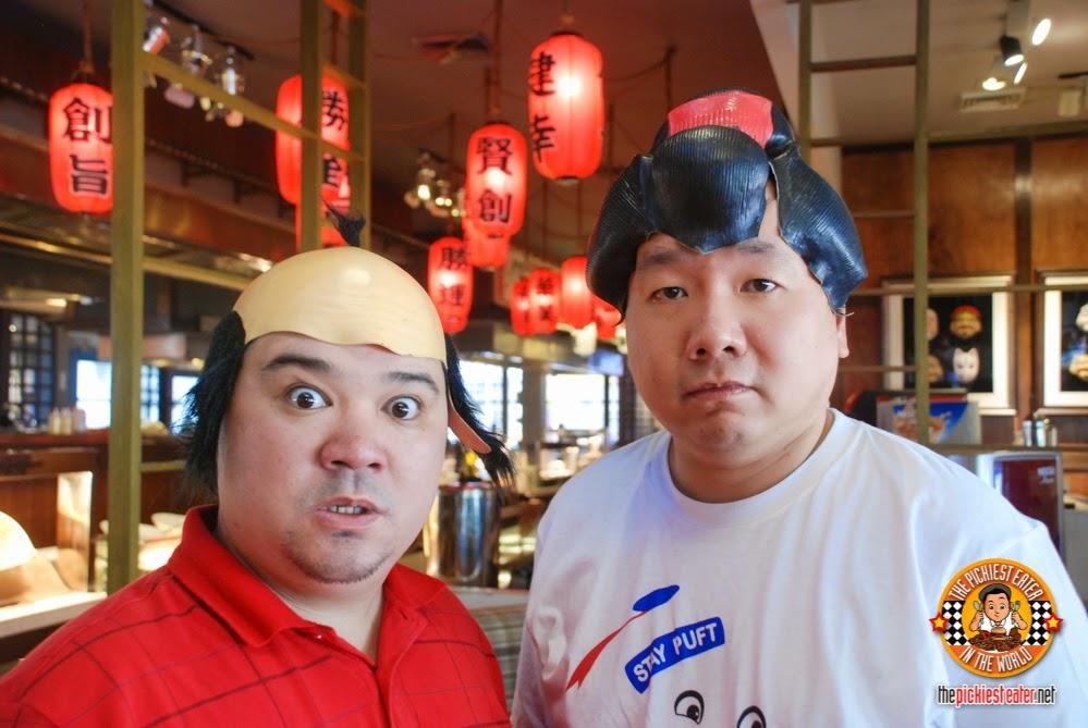 samurai wigs