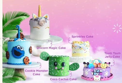 Order kek online