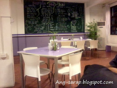 Ang-sarap.blogspot.com - Purple Pad Thai, Angeles City