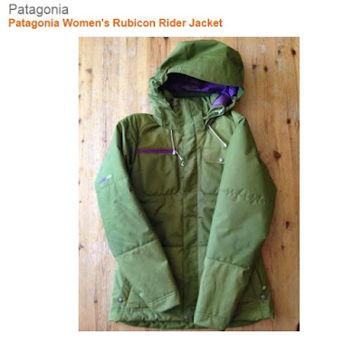 Patagonia's Rubicon Rider: Best Winter Jackets for Women by Kaliew at Gear Trade