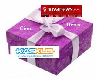 VIVAnews dan Kaskus