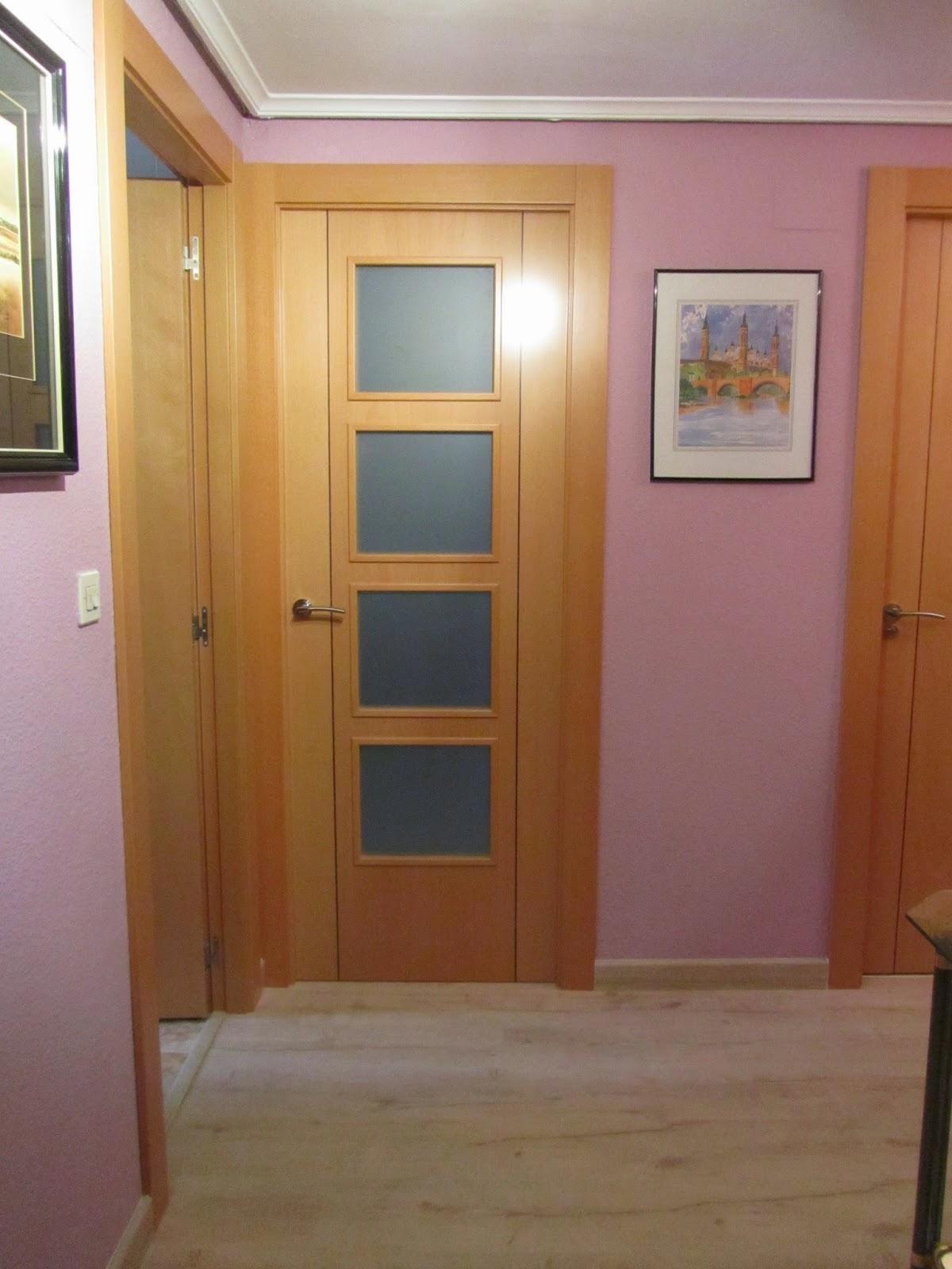 Montaje de puertas de interior excellent puerta interior for Precio montaje puertas interior