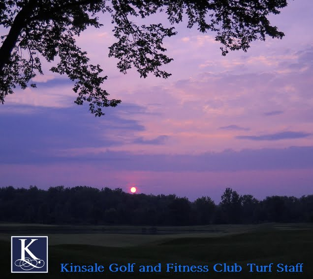 Kinsale Golf and Fitness Club Turf Staff • Powell, Ohio