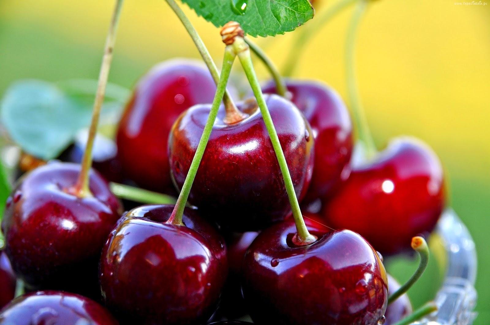 Czereśnie - Cherries !