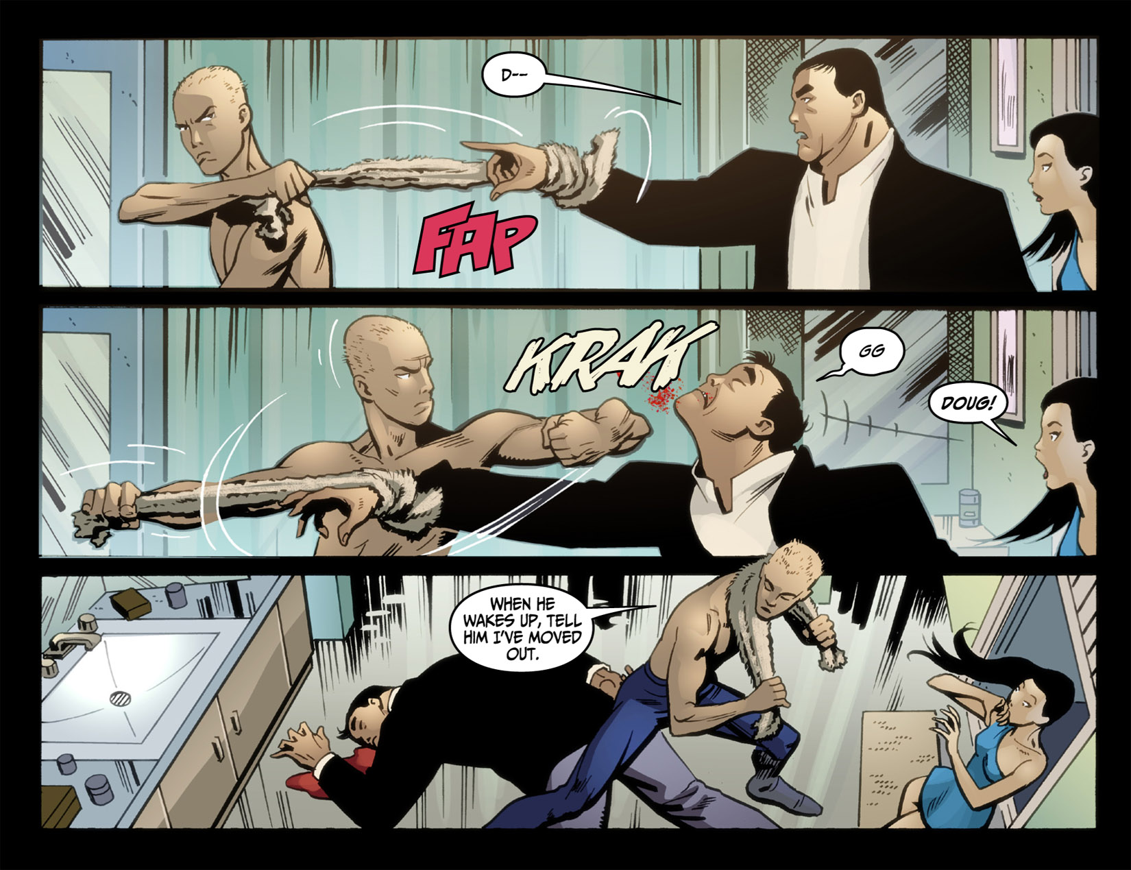 Batman Beyond (2012) Issue #3 #3 - English 14