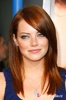 Cute Model Emma Stone Hot desktop HD wallpapers 2012