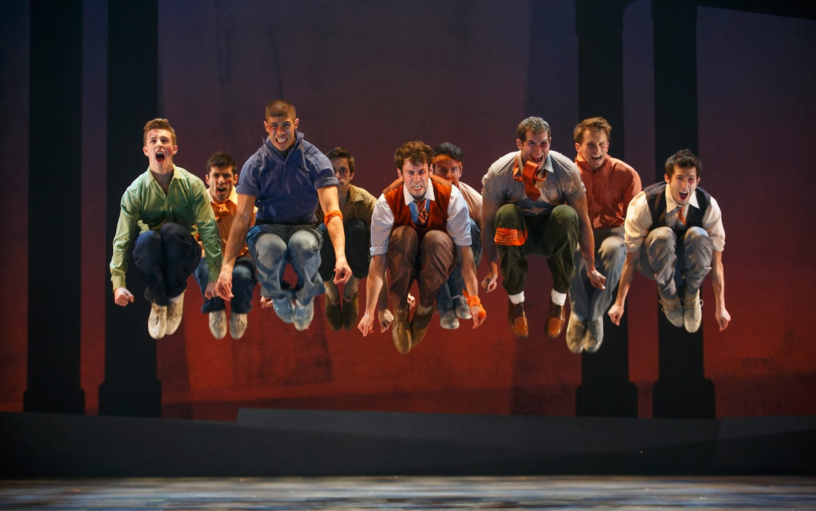 west side story movie vs play While, in west side story, tony (the romeo of the play)  west side story:settings-romeo and juliet vs west  west side story:key themes of romeo and juliet and.