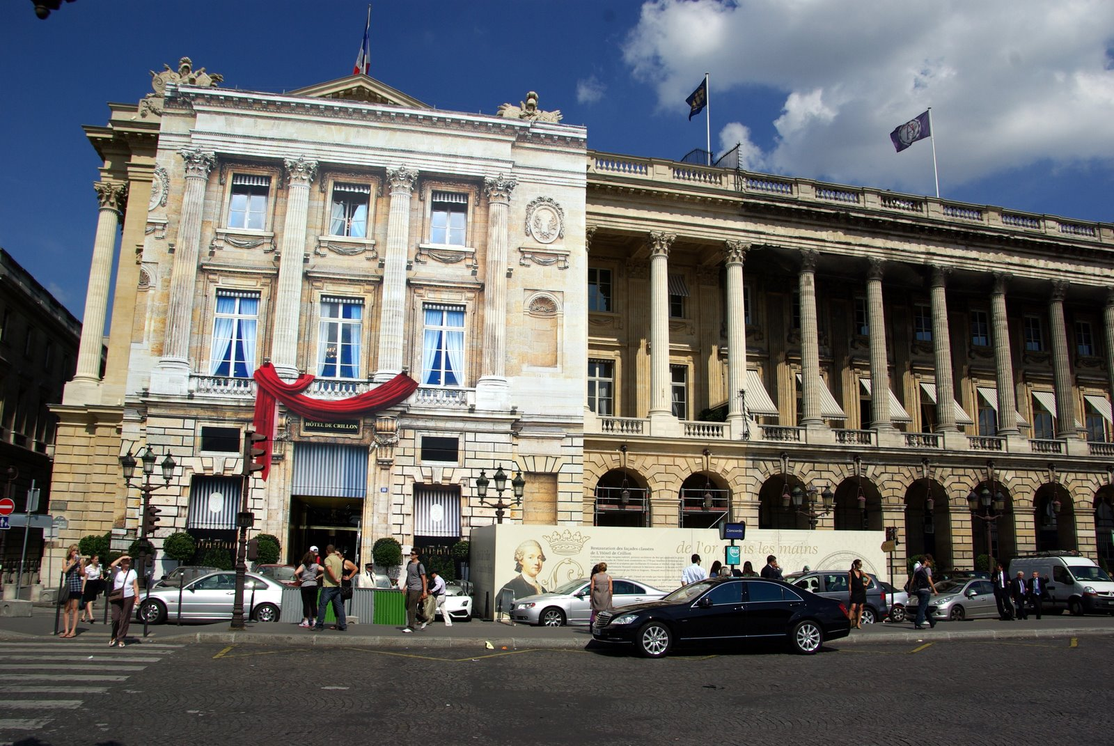 Parisdailyphoto Hotel Crillon