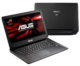 ASUS ROG G46VW Gaming Notebook | 14 G Series screenshot 1