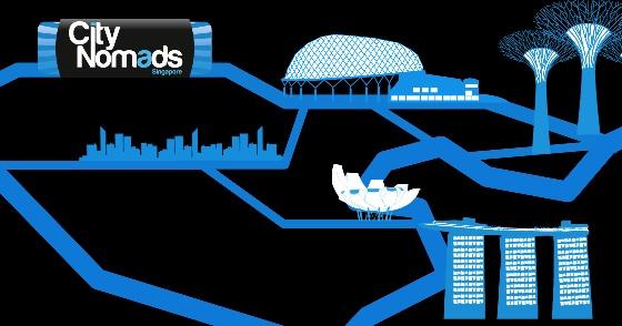 City Nomads Logo Image Courtesy of City Nomads