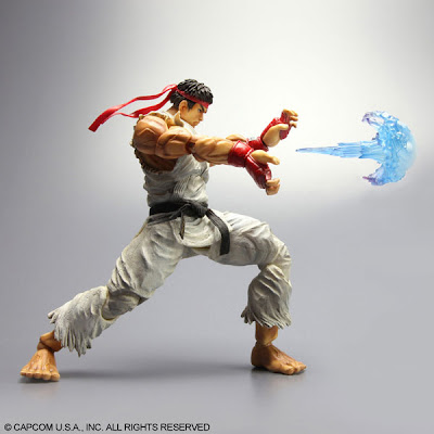 Super Street Fighter 4 Play Arts Kai - Ryu