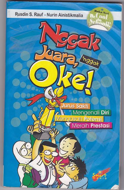 Buku ini bertemakan pendidikan, berisi motivasi bagaimana membentuk diri menjadi remaja muslim yang cerdas dan prestatif..